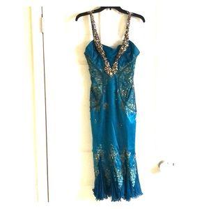Mandalay knee-length dress, Size 6
